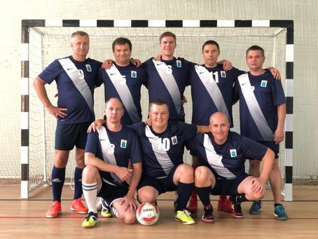 Сборная команда судей Саратовской области по мини-футболу