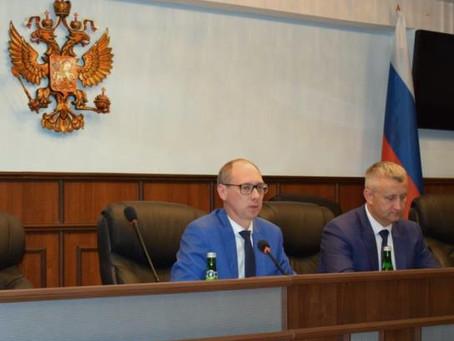 Состоялось общее собрание Саратовского отделения «Российского объединения судей»