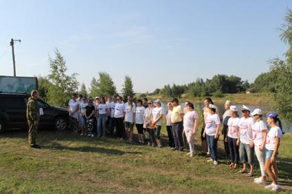 Второй летний фестиваль организовало Тульское региональное отделение РОС.