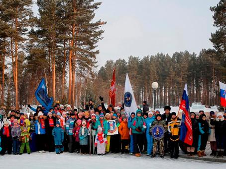 Снежные забавы: как провожали зиму активисты Иркутского отделения «РОС»