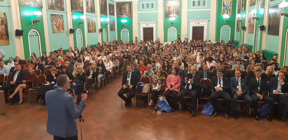 Семинар по обеспечению деятельности мировых судей Санкт-Петербург