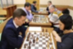 Шахматный турнир, посвященный 75 – летию