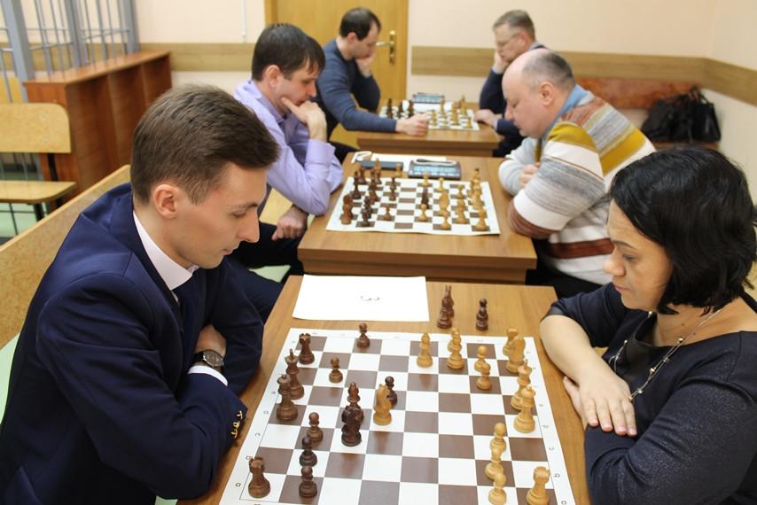 Шахматный турнир, посвященный 75 – летию Победы