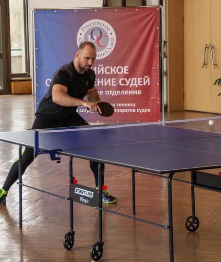 Теннисный турнир в Волгограде