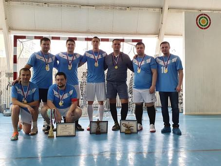 В Саратове состоялся турнир по мини-футболу, организованный Саратовским региональным отделением РОС