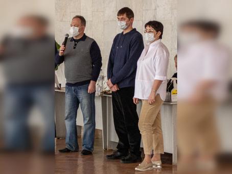Турнир по настольному теннису среди женщин – судей и сотрудников аппаратов судов Волгоградчины
