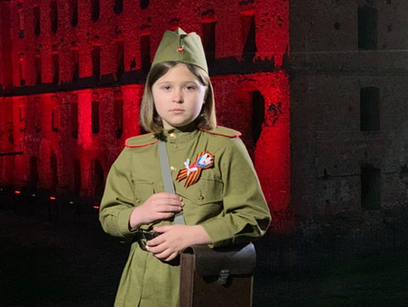 Итоги детских конкурсов, приуроченных к 76-летию Победы в Великой Отечественной войне