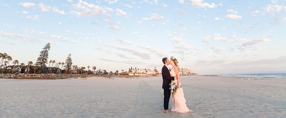 Свадьба в Сан-Диего, Америка