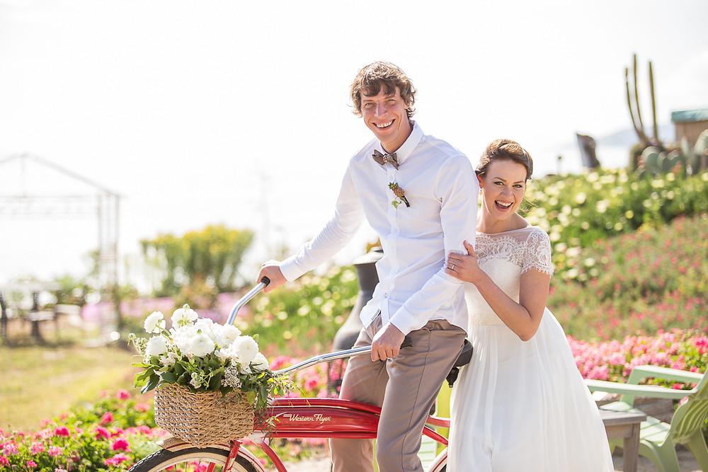 Свадьба на частной территории в Малибу. Брак в США.
