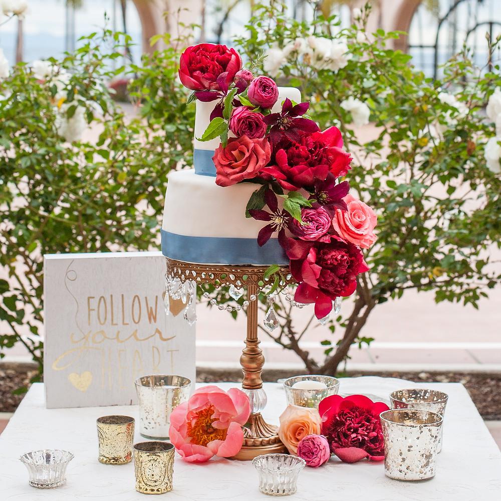 Свадебный торт. Калифорния