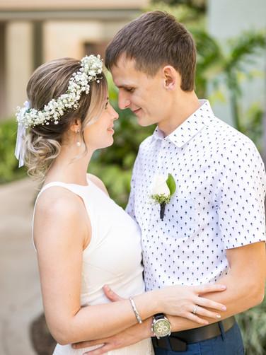 Свадьба в Штатах