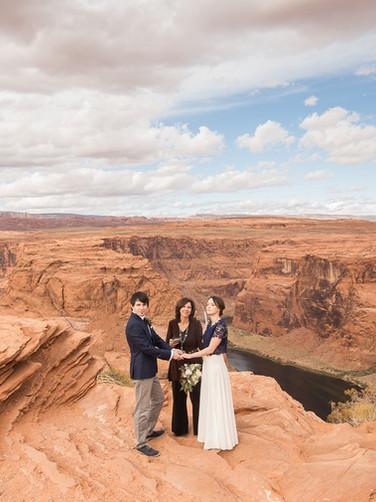 Свадьба в Гранд Каньоне
