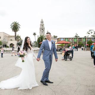 Свадьба в Сан-Диего, Калифорния, США-39.