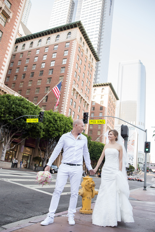 Брак в Лос-Анджелесе