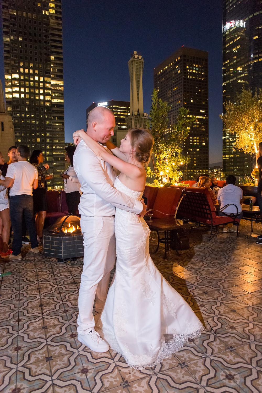 Свадьба Анны и Евгения в Лос-Анджелесе