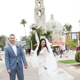 Свадьба в Сан-Диего, Калифорния, США-42.