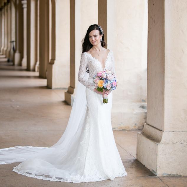 Свадьба в Сан-Диего, Калифорния, США-49.