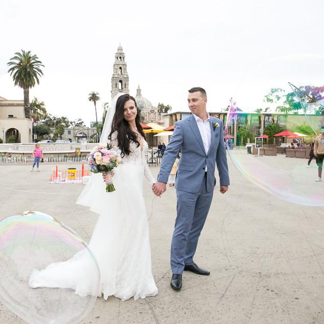 Свадьба в Сан-Диего, Калифорния, США-40.