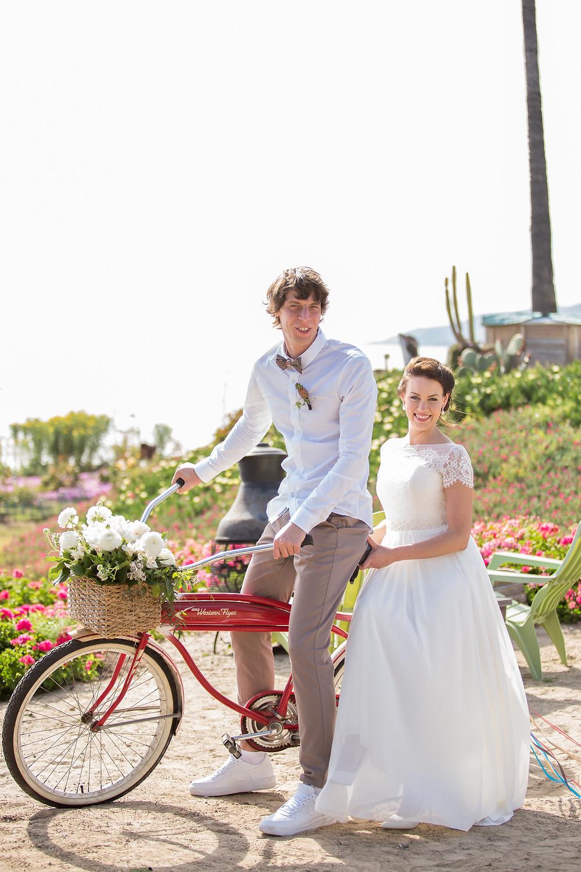 Цветы и декор для свадьбы в Калифорнии