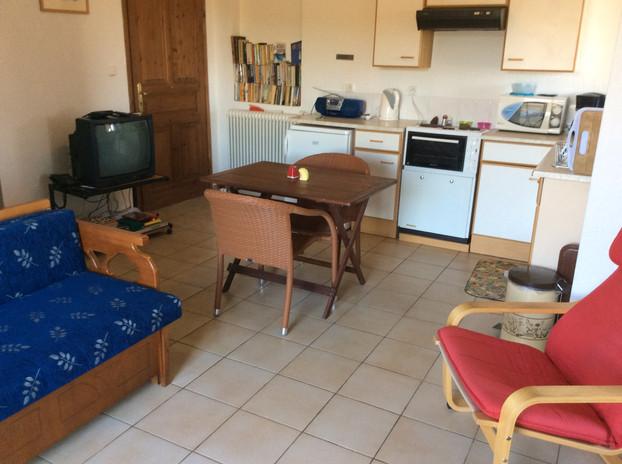 Kitchen/diner 2nd floor