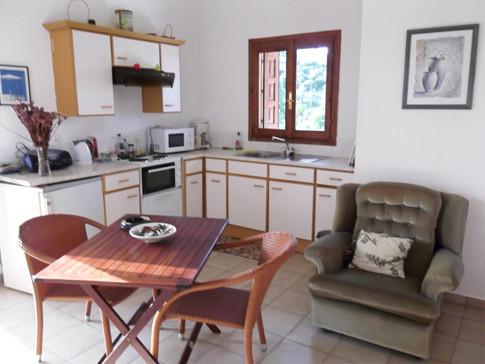 Kitchen area 2nd floor