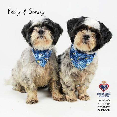 Pauly & Sonny