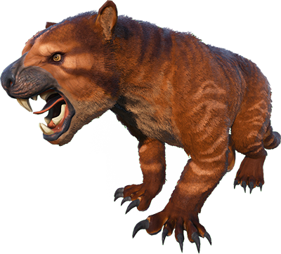Thylacoleo full grown  (Official xbox Pvp)