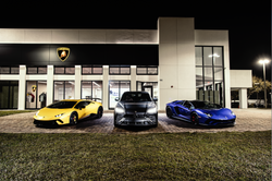 Lamborghini of Sarasota Opening