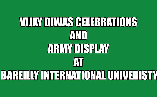 Vijay Diwas Celebration 2020