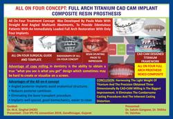 21st IPS PG convention Gandhi Nagar, Gujarat, 2019: Poster presentation