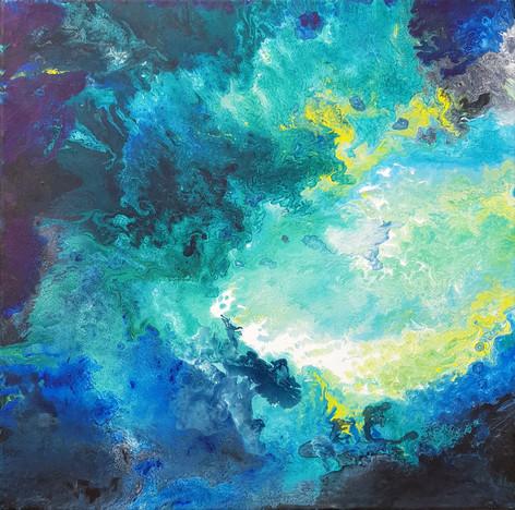 Lana abstrakcja