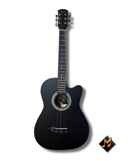 "Acoustic Guitar 38""Black"