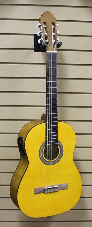 Aria Classical Guitar KM-3901/EQ