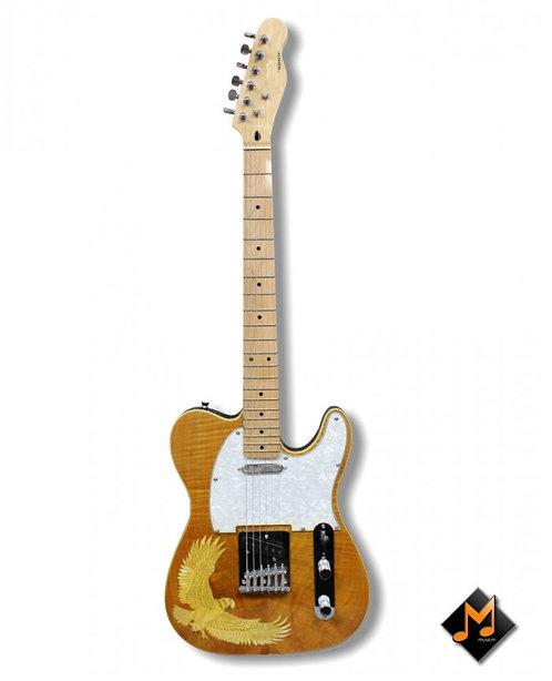 Telecaster Electric Guitar (Eagle Design)