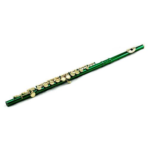 Flute Green Finish