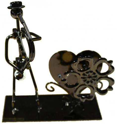 French Horn music box