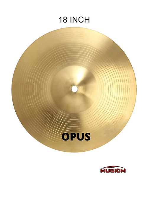 "Opus 18"" Ride Brass Cymbal"