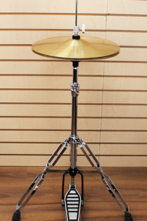 """14"""" Hi Hat With Stand"""