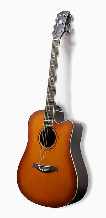 Casdyman Acoustic Guitar (CM-OB)