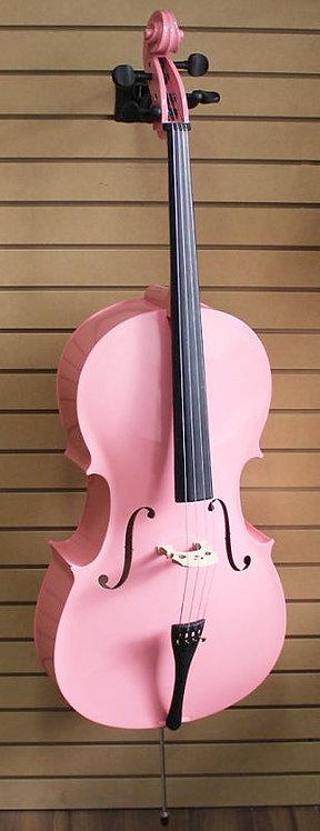 Aria Cello Pink Full Size