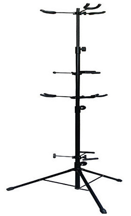 Guitar Stands for 6 guitars MAT-18