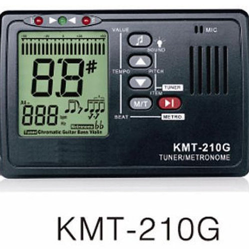 Clip On Mic Metronome 3-in-one Tuner 210G