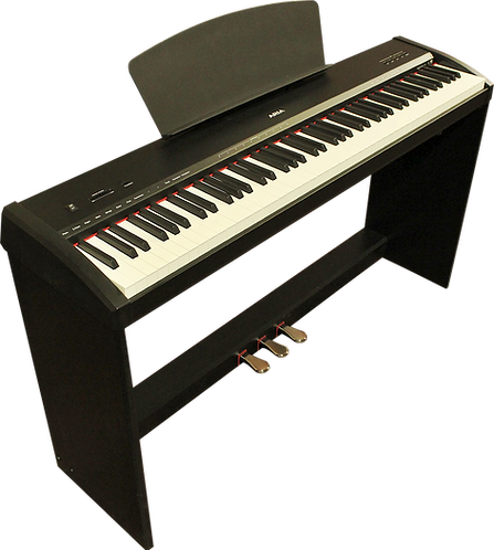 Digital Piano 88 Gradually Weighted Keys 3 Pedals Brand New