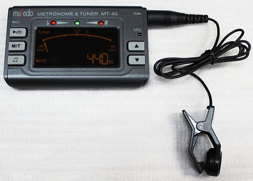 Musedo Metronome & Tuner