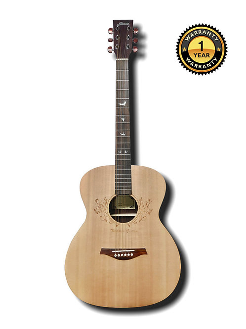 "Teodosia Acoustic Guitar 41"""