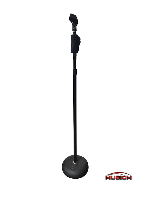 Microphone Stand Round Base