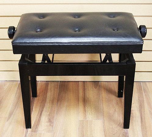 Adjustable Piano Bench Black Brand New