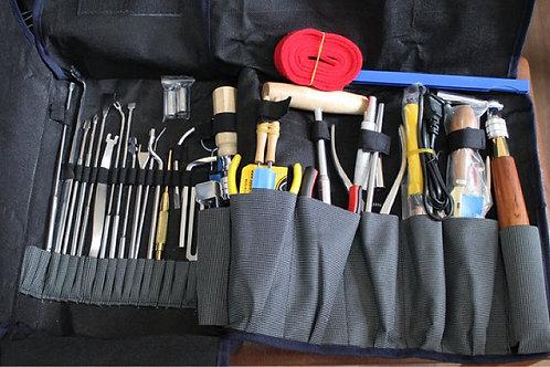 Piano Tuning Repair Kit 39 pieces