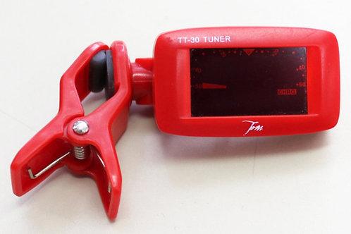 Clip On Digital Guitar Tuner TT-30