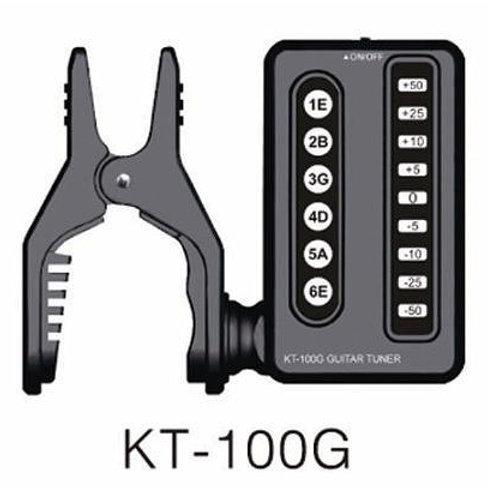 Clip On Digital Guitar Tuner KT-100G